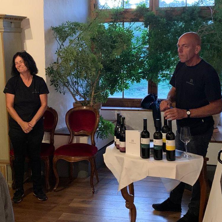 Wine & Politics vom 03.10.2019